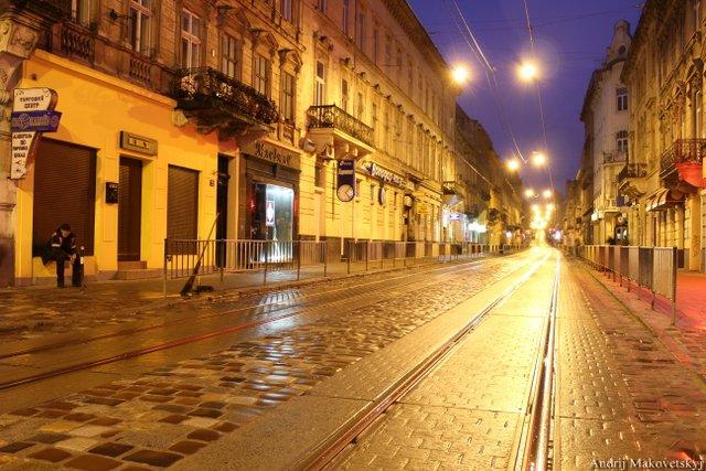 Lwowska ulica (do wojny Piłsudskiego, dziś Ivana Franka) (3)