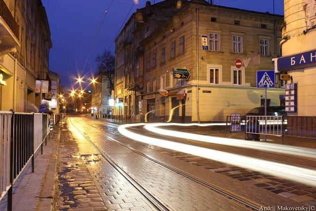 Lwowska ulica (do wojny Piłsudskiego, dziś Ivana Franka) (4)