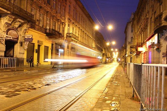 Lwowska ulica (do wojny Piłsudskiego, dziś Ivana Franka)