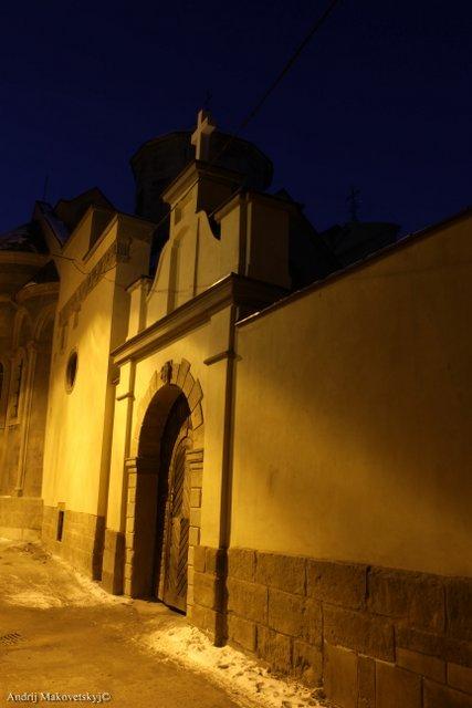 Brama katedry ormianskiej