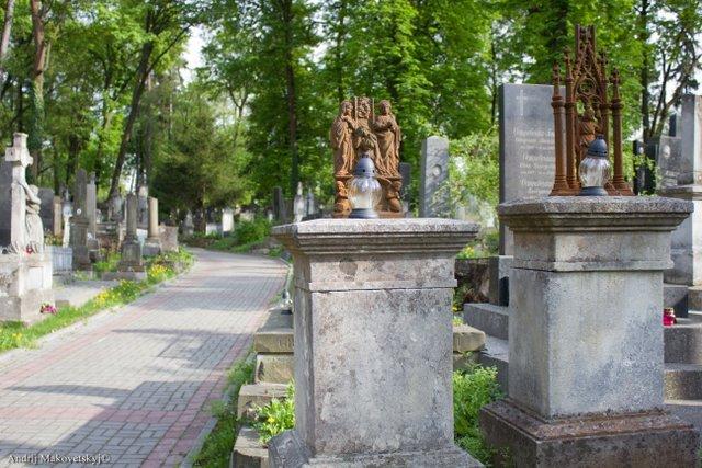 Groby Cmentarza Łyczakowskiego