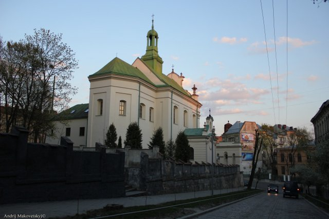 Kościół franciszkański św. Antoniego