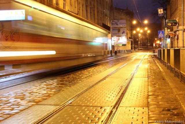 Lwowski tramwaj