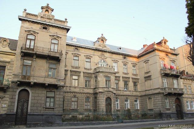 Prospek Szewczenka (d. ulica Akademicka)