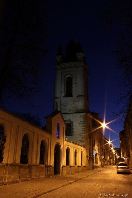 ul. Ormianska, katedra ormianska