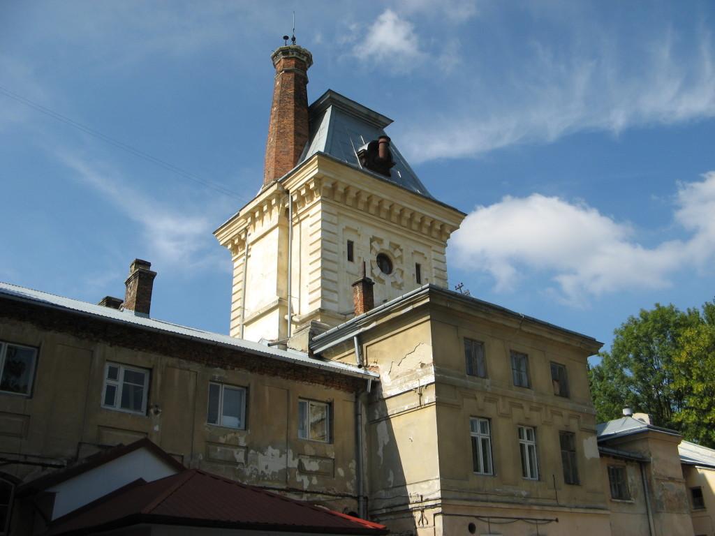 Szpital psychiatryczny na Kulparkowie we Lwowie