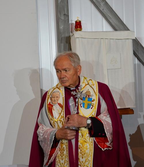 ks. Stanisław Pawlaczek pochodzący z Sokolnik