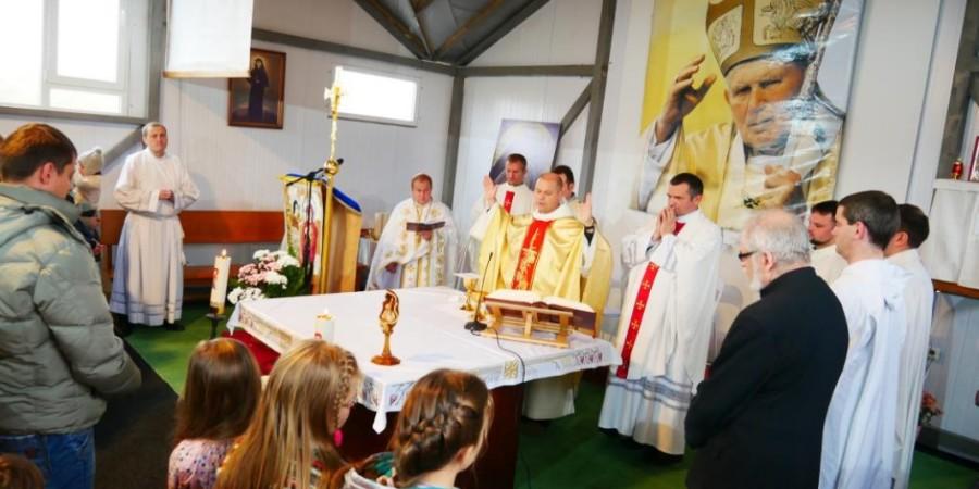 odpust sw. Jana Pawla II we Lwowie(1)